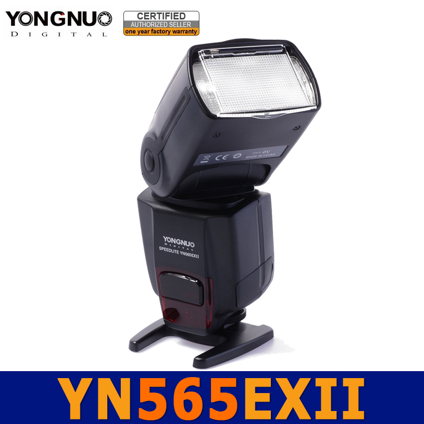 Yongnuo YN565EXII Speedlite Camera Flash T5 T5i T3 T3i SL1 EF S for Canon 5D3 5D2