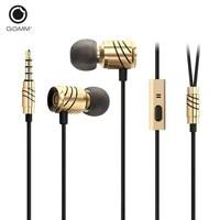 GGMM In Ear Earphones For IPhone Apple HiFi Earphone Fone De Ouvido Headset Earbuds Earpiece Auriculares