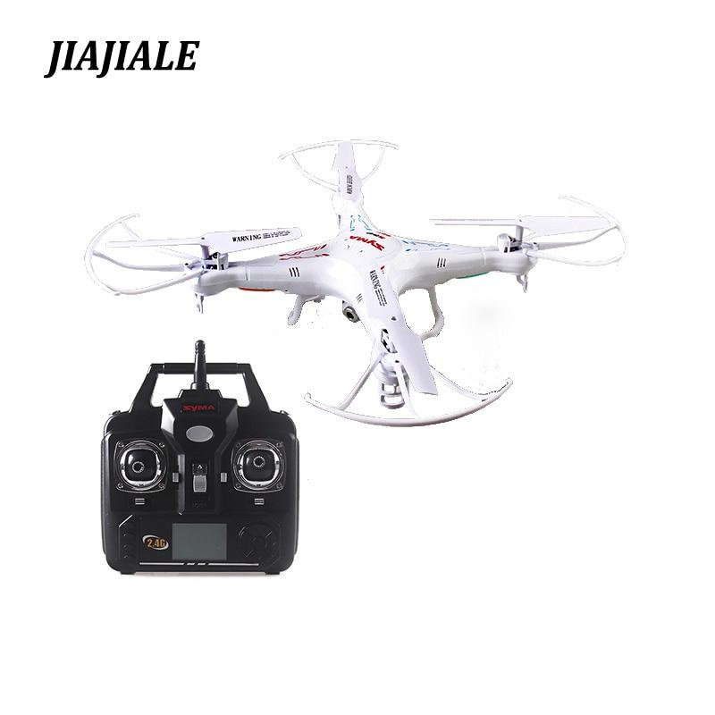 Livraison gratuite 2.4G 4CH 6 axes Original Syma X5C quadrirotor RC hélicoptère drone avec 2MP HD FPV caméra RC jouet VS x101 x5sw x5sc