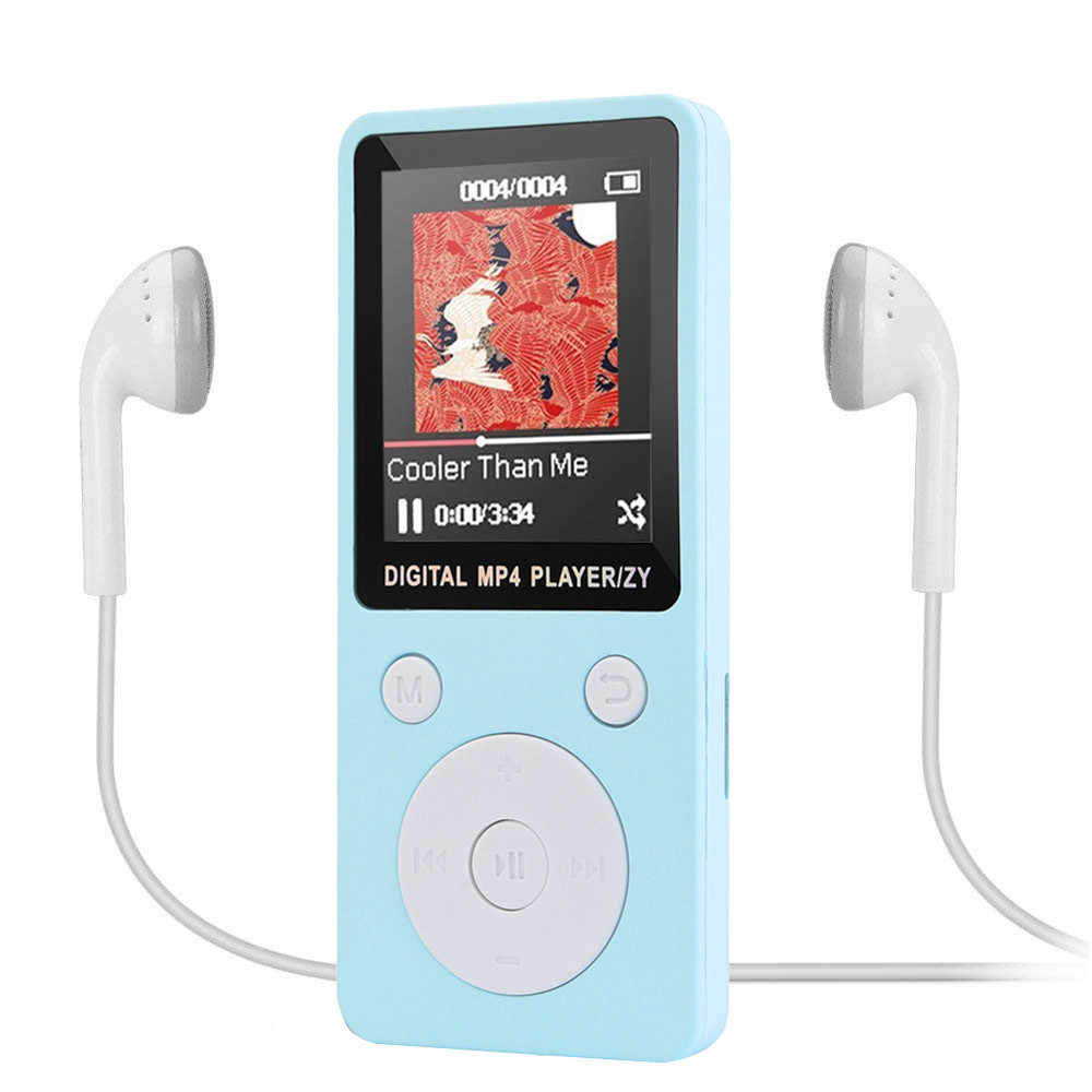 Najnowszy MP4 odtwarzacz najlepiej sprzedający się moda kolorowe przenośne MP3 MP4 odtwarzacz ekran LCD Radio FM gry wideo film