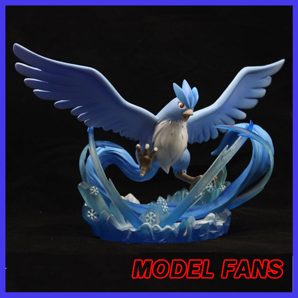 US $220 0 |MODEL FANS IN STOCK 17cm pocket monster Articuno GK resin made  figure toy for Collection-in Action & Toy Figures from Toys & Hobbies on