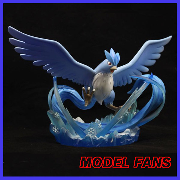 924e563b1 MODEL FANS IN-STOCK 17cm pocket monster Articuno GK resin made figure toy  for Collection