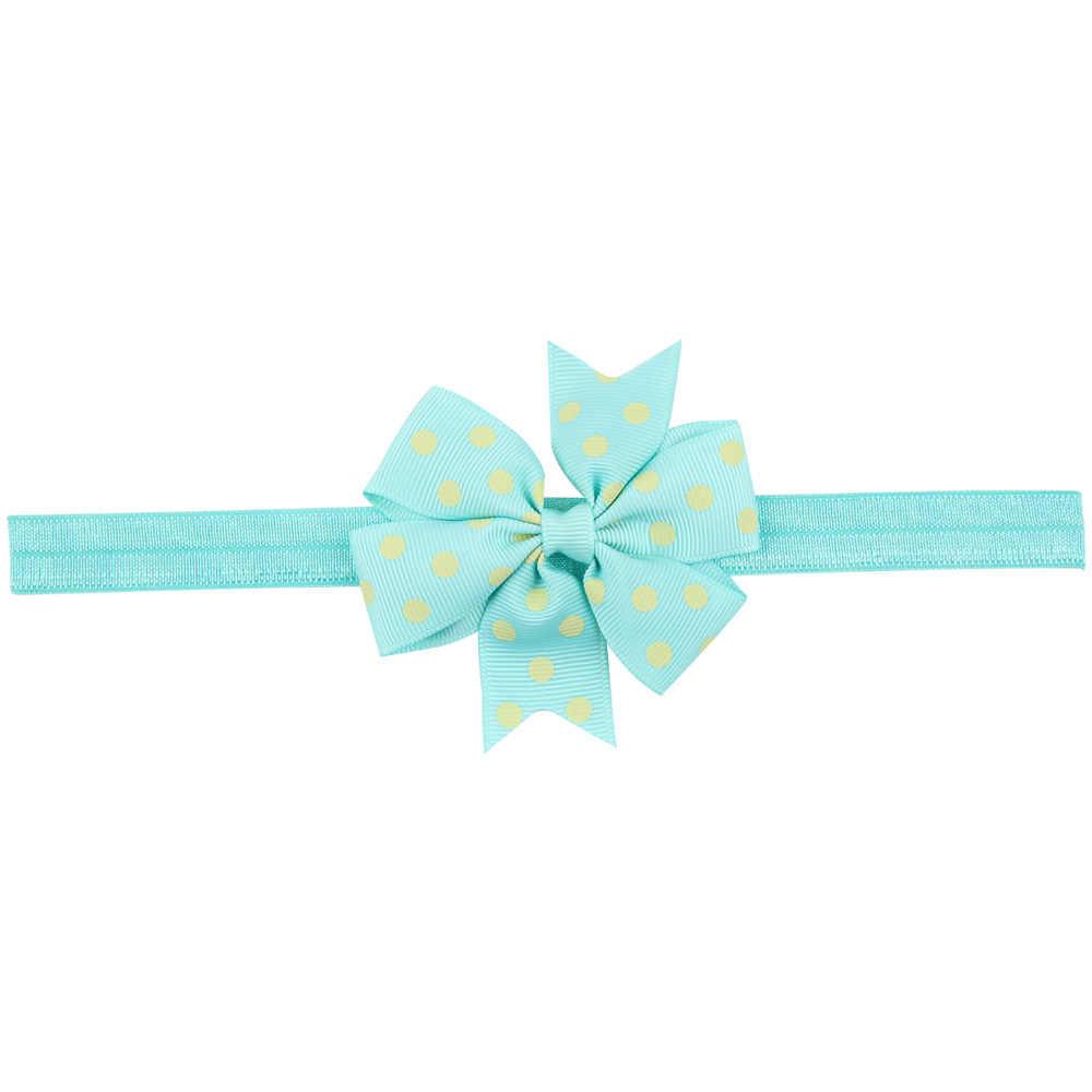 1 pieza MAYA STEPAN niños punto cola de milano accesorios para la cabeza cinta para el cabello bebé recién nacido cuerdas para el cabello de niñas cinta para la cabeza