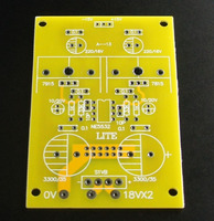 LITE A-13 PCB güç amplifikatörü Aktif Servo regüle güç kaynağı Kurulu +-15 V/1A çıkışı Ses Amp