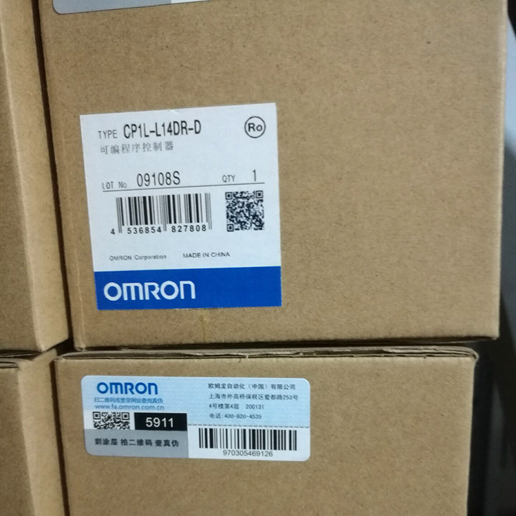 / One-year Quality Assurance of OMRON New Programmable Controller CP1L-L10DR-A/ One-year Quality Assurance of OMRON New Programmable Controller CP1L-L10DR-A