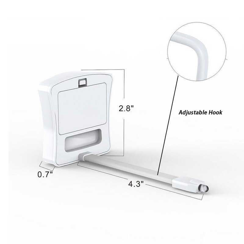 Z90 Smart Ванная комната туалет ночник светодиодный движения тела активирована на/Off лампа с сенсором для сидения 8 цветов PIR Туалет ночь свет лампы