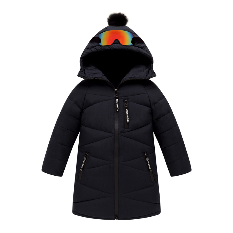 Children Outwear Girls Snowsuit  Boys Winter Jacket Duck Down Kids Parka Teenager Outwear Warm Jacket Coat Zip Coat Baby kindstraum 2017 super warm winter boys down coat hooded fur collar kids brand casual jacket duck down children outwear mc855