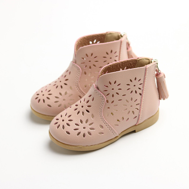Girls Air-breathing Sue Shoes Spring Princess Sandals 2019 New Leisure Shoes Comfortable and Skid-proof Los zapatos #YL5
