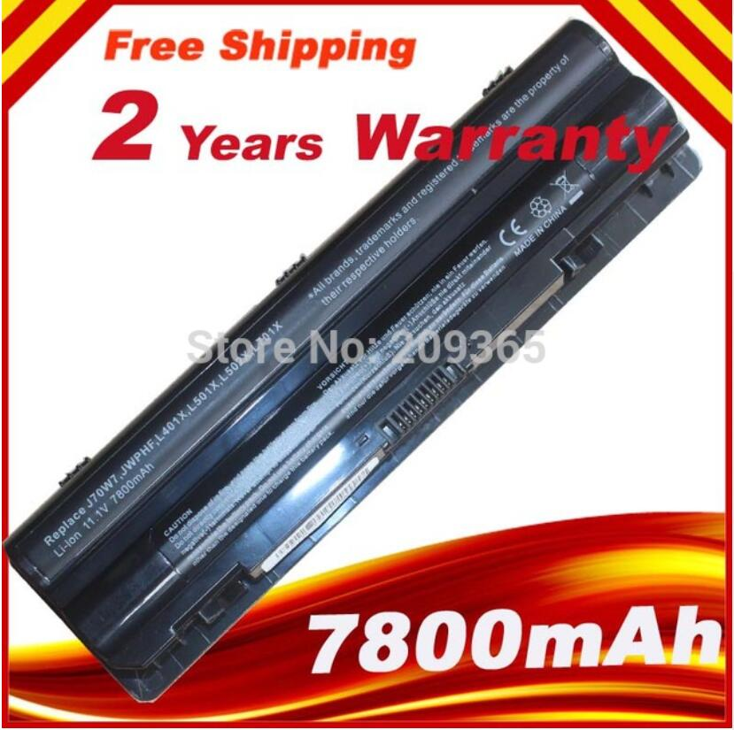 11.1v Laptop Batteries for Dell XPS 15 XPS14 L401X XPS 17 L702X L502X XPS L401X XPS L501X L701X Batteries 9-cell 11 1v 90wh original battery for dell xps15 xps14 xps17 l702x l502x j70w7 r795x genuine xps14 xps15 high capacity battery 9 cell