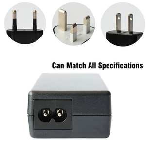 Image 2 - KingWei 1pcs DC 16.8V 2A AC 100V 240V Adapter Converter Power Supply Power Adapter Wall Charger for 18650 Lithium Battery