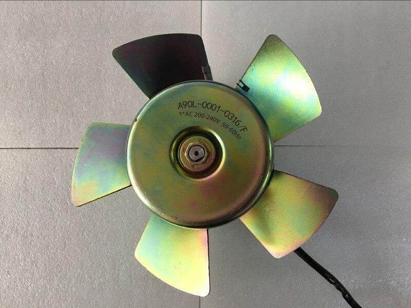 A90L-0001-0316/F compatible spindle motor Fan for fanuc CNC repair new a44l 0001 0165 150a fanuc current sensor