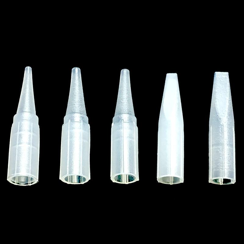 0.5*0.7 Disposable Sterilized Professional Tattoo Needles 3RL Tip For Tattoo Eyebrow Pen Machine Permanent Makeup Kit