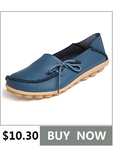 21d566feee1f Women Flats Shoes Moccasins Mother Loafers Soft Genuine Leather Ladies  Casual Shoes Flats Driving Women Footwear Shoes DTT679