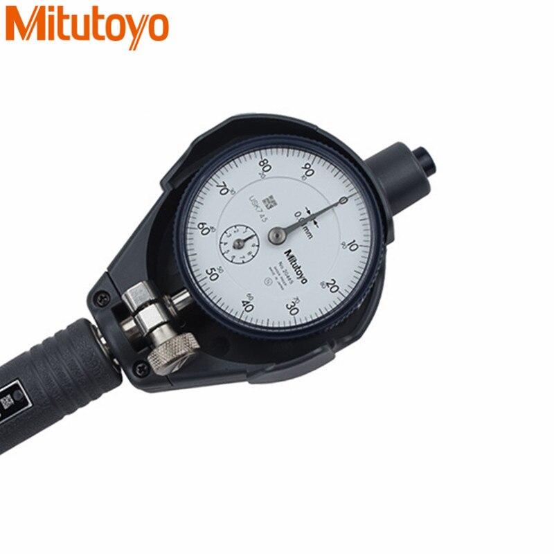 オリジナルミツトヨ511から713ダイアルボアゲージ50 150ミリメートル/0.01で2046 sダイヤルインジケータテストゲージ測定ツール  グループ上の ツール からの 測定機器 の中 2