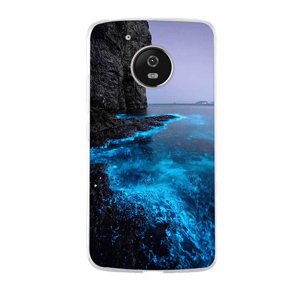 Molle di TPU Custodia In Silicone Per Motorola Moto G5 Della Copertura di Caso Per Motorola Moto G5 S E4 C Più 2017 E5 g6 Z2 Gioco Funda Capa Posteriore Coque