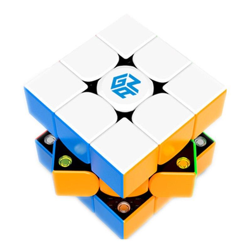 GAN 354 M 3x3 Cube de vitesse magnétique 3x3x3 Cube magique Gan 3*3 aimant professionnel Cubo Magico Puzzle jouets pour enfants
