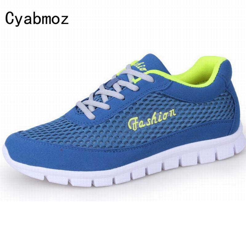 flat platform shoes men breathable mesh casual shoes fashion height increasing elevator shoes lightweight mesh mens shoe lace up