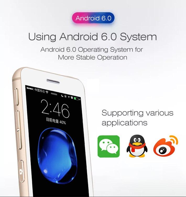 discount Mini Smartphone MELROSE 4