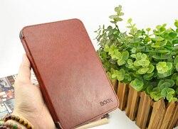 Onyx Boox c67ml carta+/c67ml carta2+ cover ebook flip case Black and brown case For Onyx Boox ebook free shipping