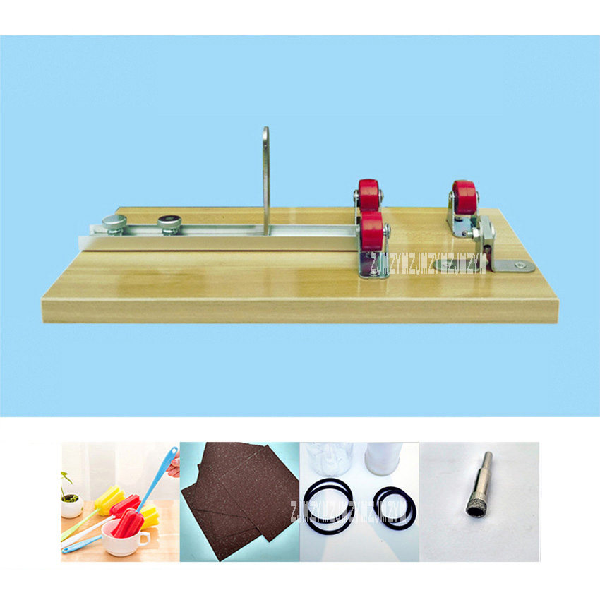 Temperate New Arrival Glass Bottle Cutter Diy Tools Bottle Lamp Cup Tools Cutter Glass Knife Glass Bottle Cutter Wine Bottle Cutter Hot Relieving Heat And Sunstroke Tools Glass Cutter