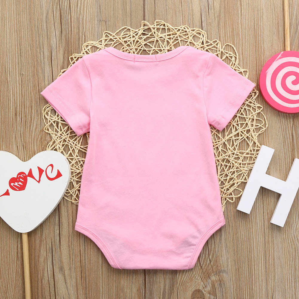 48ddfd8595 ... Newborn Infant Baby Kids Girl Boy Print Romper Jumpsuit Outfits Sunsuit  Clothes Casual wear Wholesale&Dropshipping# ...