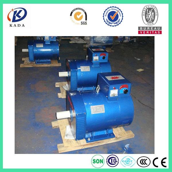 US $1631 0 |STC 20KW 3 Phase Brush 25kva Generator 380V 50Hz Alternator  Free Shipping to Russia station by railway transportation-in Diesel  Generators