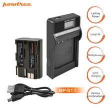 1Packs 2800MAH AKKU BP-511 BP 511 BP511 BP511A Battery+LCD USB Charger for Canon EOS 40D 300D 5D 20D 30D 50D G6 G5 G3 G2 G1 L10 3 x 8400mah bp 970g bp 970g bp 975 batteries lcd dual quick charger kits for canon eos c100 mark ii eos c300 xf100 xf105