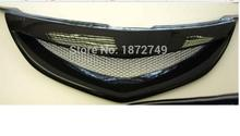 2003-2008 for Mazda 3 High quality stainless steel Front Grille Around Trim Racing Grills Trim car-styling