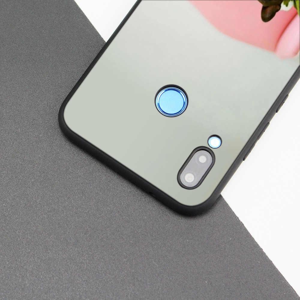 Tampa Da Caixa Do Silicone para Huawei P20 P10 P9 P8 Lite Pro 2017 p Telefone Inteligente + 2019 Nova 3i 3E casos Bonito Do Cão Do Pug