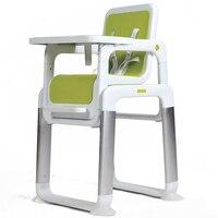 Чехол Новое поступление многофункциональный ребенка стул, дети учатся стол и стул, мода Портативный и складная детская Кормление стул