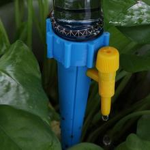 Automatic Watering Spike Drip Irrigation Watering System for Plants Flower Household Waterers Bottle Drip Irrigation System