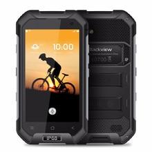 Новый Blackview BV6000 мобильного телефона Android 6.0 MTK6755 Octa core 4 г LTE телефон 3 ГБ Оперативная память 32 ГБ Встроенная память 13MP Камера GPS IP68 водонепроницаемый