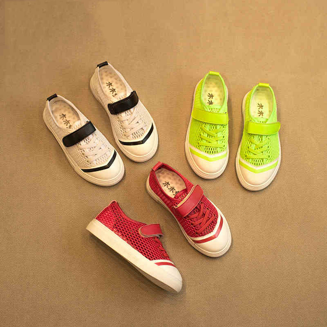 check out f2fce 1b2bd Human Race Children Goods Kids Boys Girls Shoes Trainers Chaussure Fille  Sneakers Sport Kids School Supplies 50K014