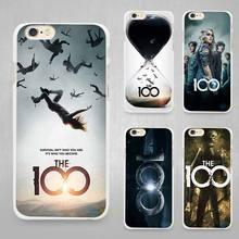 The 100 Phone Case iPhone 4 4s 5 5C SE 5s 6 6s 7 Plus