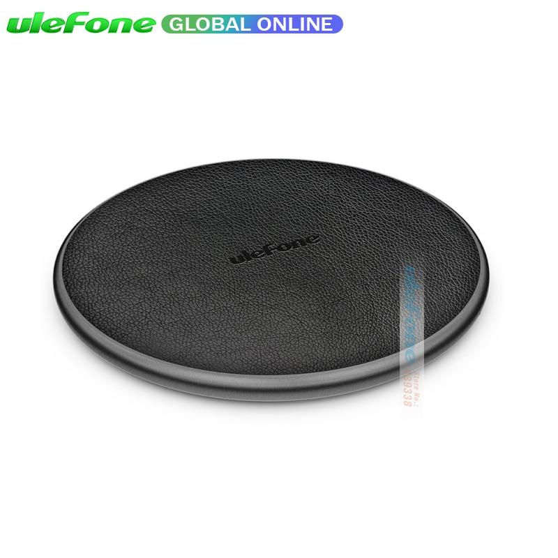 Ulefone originais UF002 10 Carregador Sem Fio w 5 v/v Saída 2A 9 Para Ulefone Rápido Qi Carregador sem fio chargring