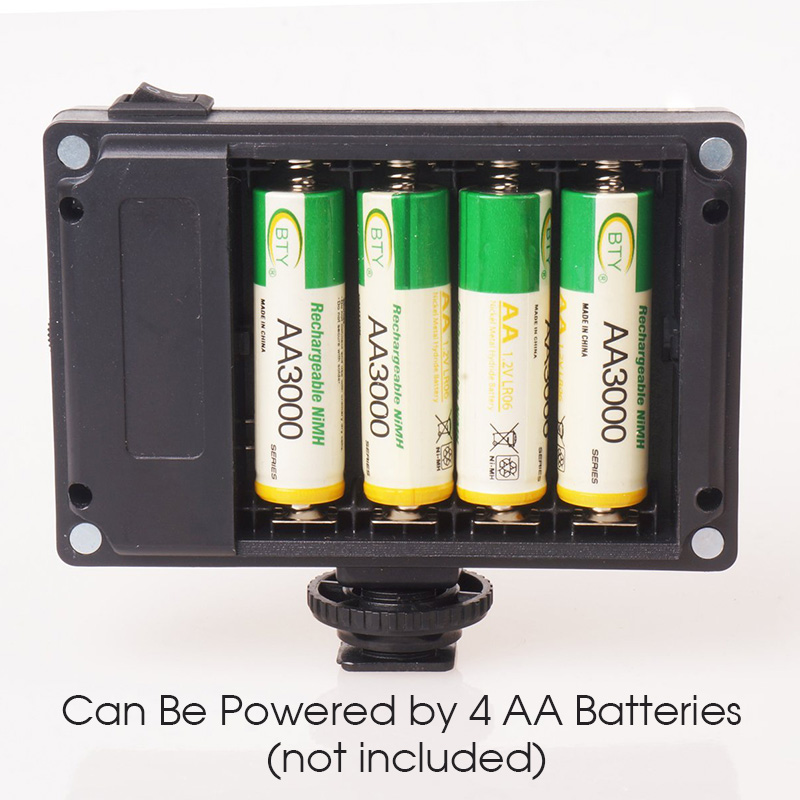 Ulanzi LED video rasvjeta foto rasvjeta na kameru Hot cipela - Kamera i foto - Foto 3