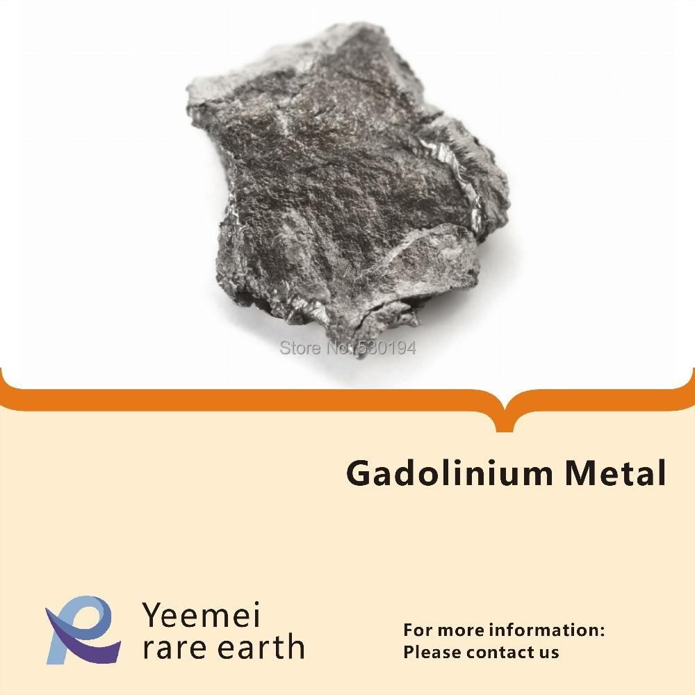 Rare earth metal -- 99.9% Gadolinium metal rare earth metal 99 5% ytterbium metal