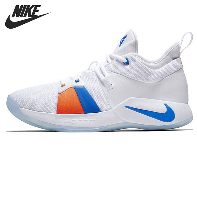 280fb4641 Original New Arrival 2018 NIKE PG 2 EP Men s Basketball Shoes Sneakers -in Basketball  Shoes from Sports   Entertainment on Aliexpress.com