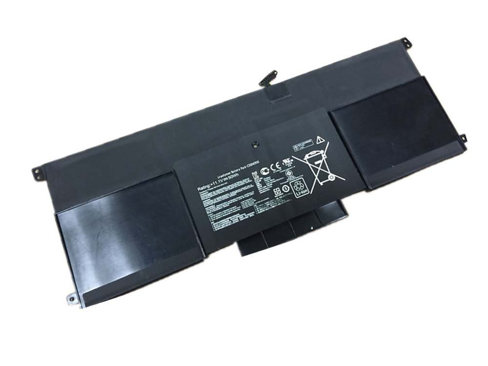 New 11.1V 50Wh C32N1305 Laptop Battery For Asus Zenbook Infinity UX301LA UX301LA4500 free shipping new 50wh genuine c32n1305 battery for asus zenbook infinity ux301la ultrabook laptop