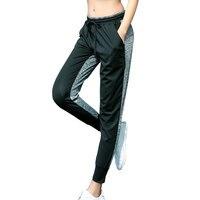 HEAL ORANGE women sports pants running trousers for female jogging pants gym pant pantalones running largos gym leggings