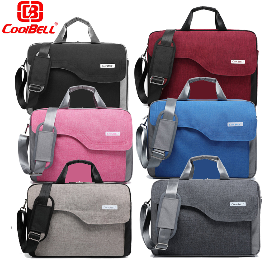 Fashion Brand 17 3 15 6 inch Laptop Bag 17 15 Notebook Computer Cross Body Bags