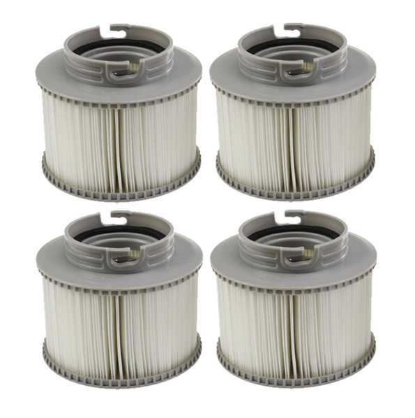 4 X Pack Inflatable Spa Filter Netherlands Mspa Filter -Champion Sale Filter - Spain Spa Pool Filter