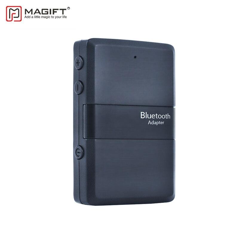 Neue Bluetooth Stereo Sender Und Empfänger 2in1 Audio Musik V4.1 3,5mm Aux Dongle Adapter für iPod DVD TV PC Auto Stereoanlage