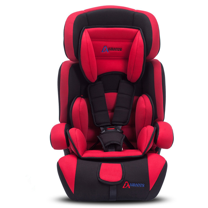 high quality baby car seat children safety seat kids protection 9m 12y international standard. Black Bedroom Furniture Sets. Home Design Ideas