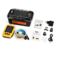 Lucky FF3308 8 Portable Underwater Camera Fishing Inspection System Handheld Wired Fish Finder With Underwater Camera