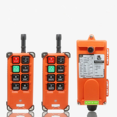 F21-E1B(include 2 transmitter and 1 receiver)crane remote control Switch for Garage запонка arcadio rossi запонки со смолой 2 b 1026 20 e
