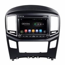 1024*600 Quad Core 2 din 8″ Android 5.1 Car DVD GPS for Hyundai H1 2016 With Radio 3G WIFI Bluetooth Mirror Link TV USB DVR OBD