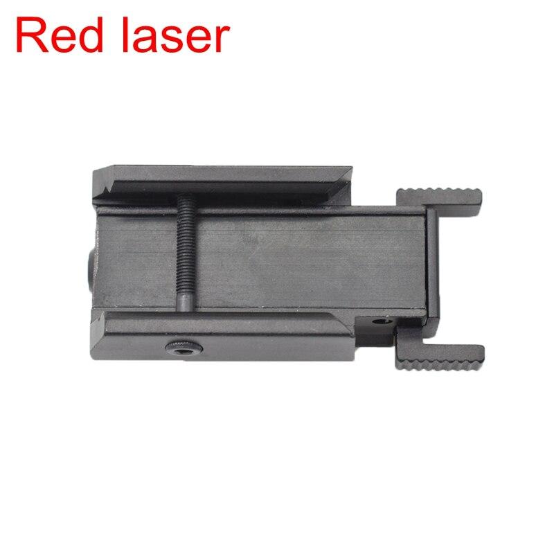 Cheap laser sight
