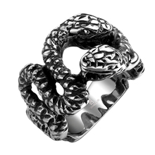GOMAYA 316L Stainless Steel Mens Rings Chic Style Women  Unisex Party Unique Wholesale  for  and