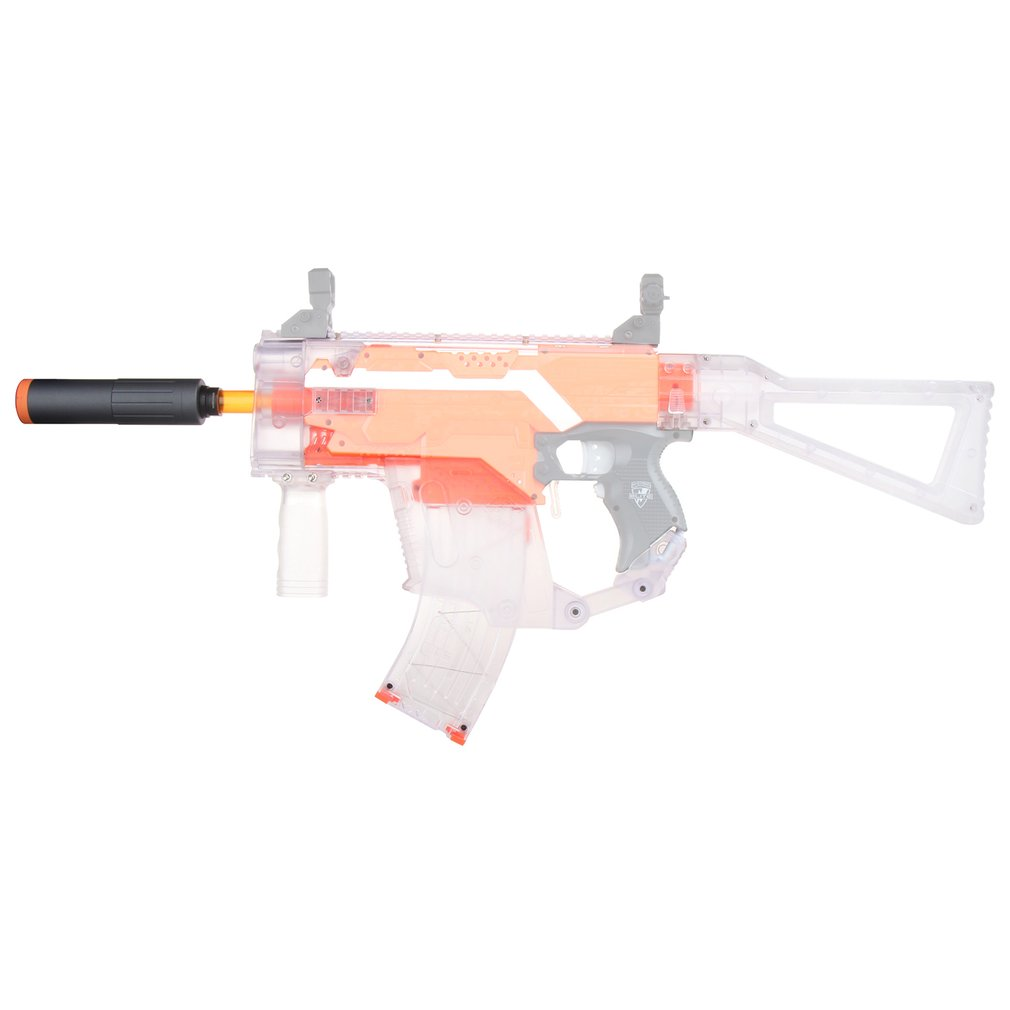 Exquisite High Strength Plastic MOD Clear Kriss Vector Imitation Kit 12 Items for Nerf STRYFE Modify Toy Best GiftExquisite High Strength Plastic MOD Clear Kriss Vector Imitation Kit 12 Items for Nerf STRYFE Modify Toy Best Gift